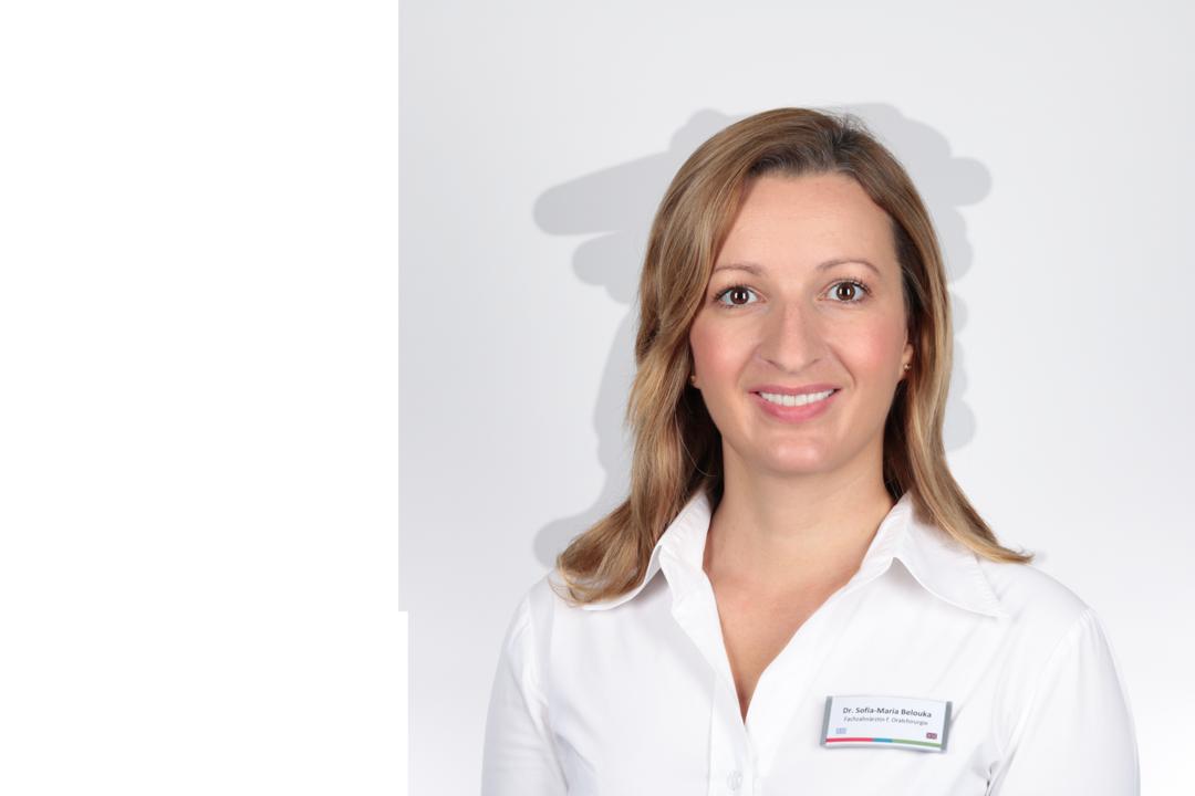 Dr Sofia Maria Belouka Fachärztin für Oralchirurgie und Implantologie