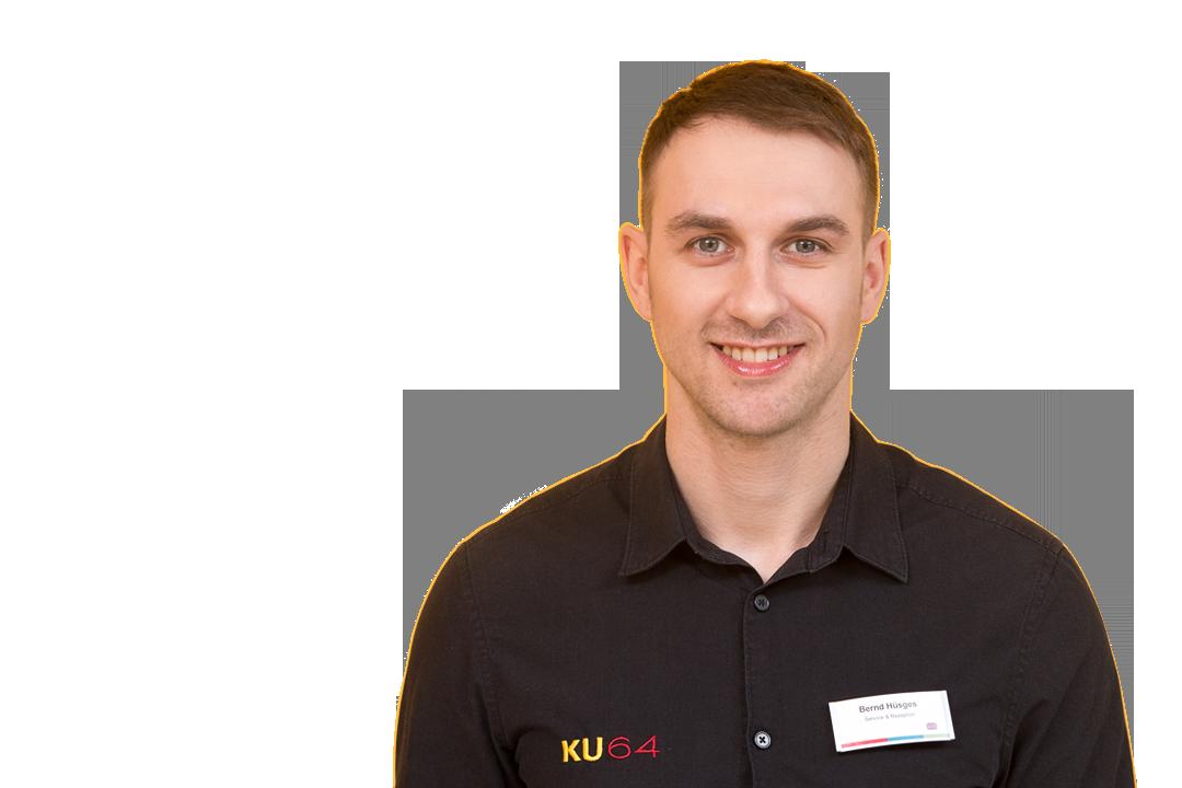 Bernd Hüsges Telefon Terminvergabe Patientenbetreuung
