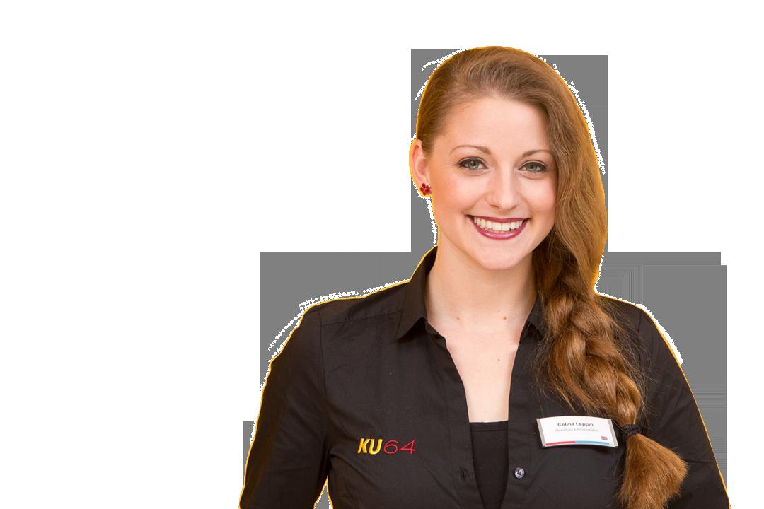 Zahnmedizinische Assistentin Celina Leppin