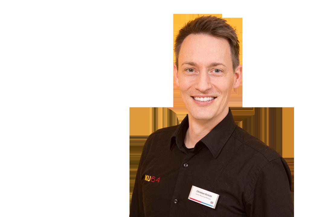 Christian Schütz Personalmanager Human Resources Manager