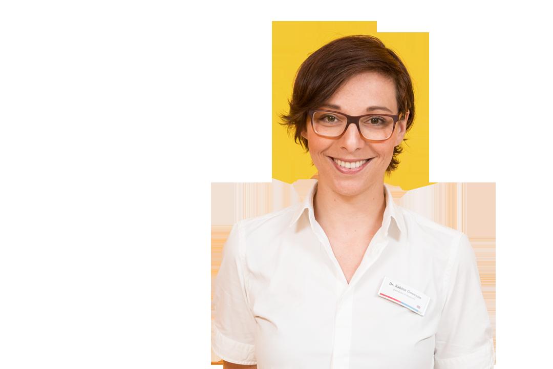 Zahnärztin Sabine Gousetis