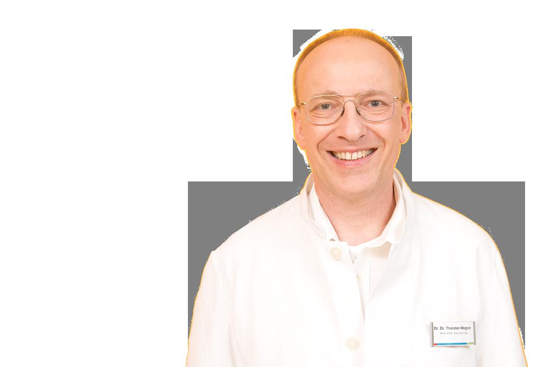 Mund-, Kiefer- und Gesichtschirurg Dr Wegner Berlin