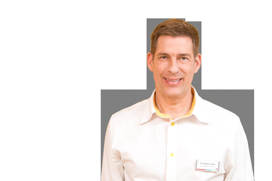 Zahnarzt Stephan Ziegler - Zweitmeinung einholen