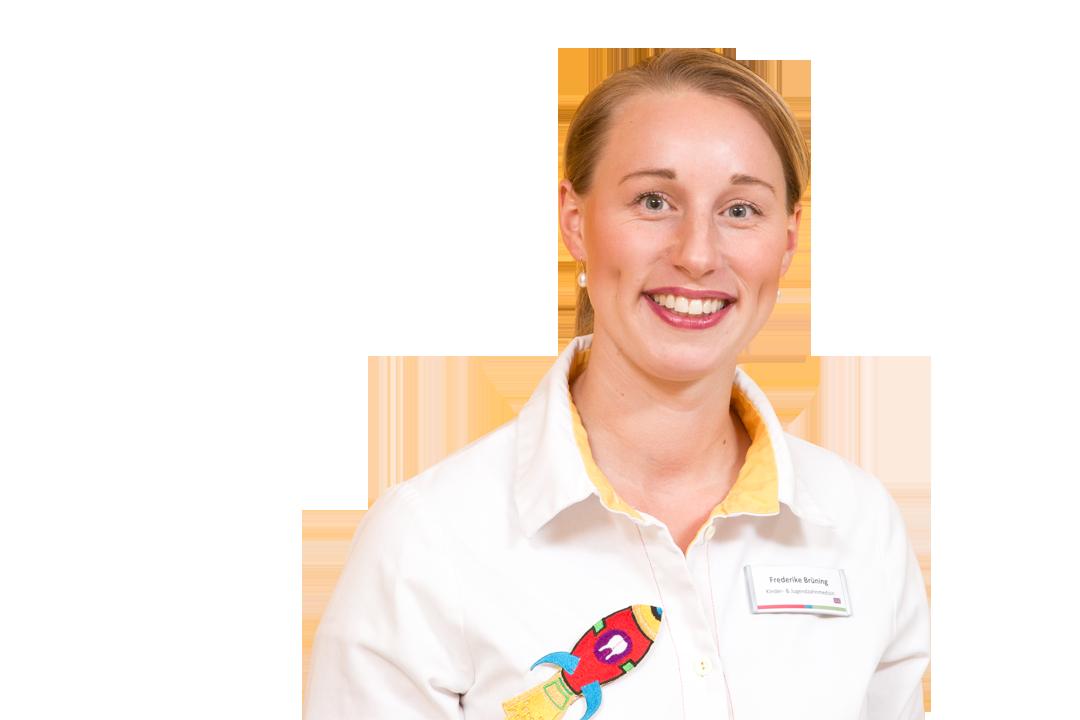 Kinderzahnärztin Frederike Brüning Kinder und Jugendzahnmedizin
