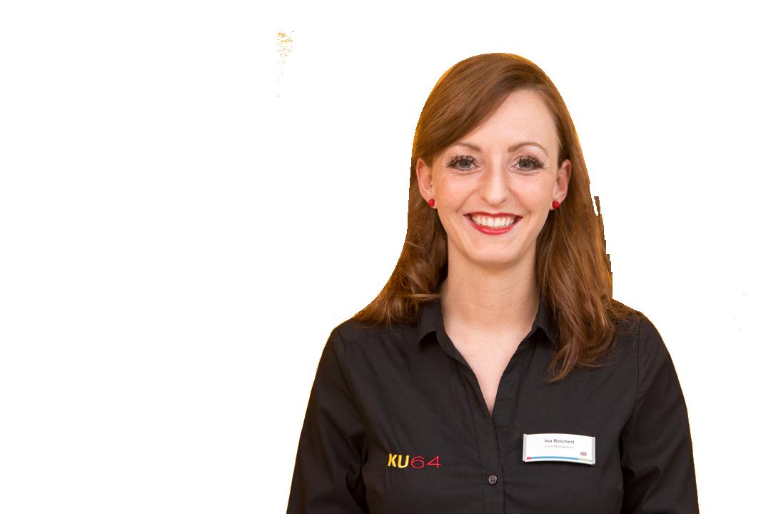 Zahnmedizinische Assistentin Ina Reichert