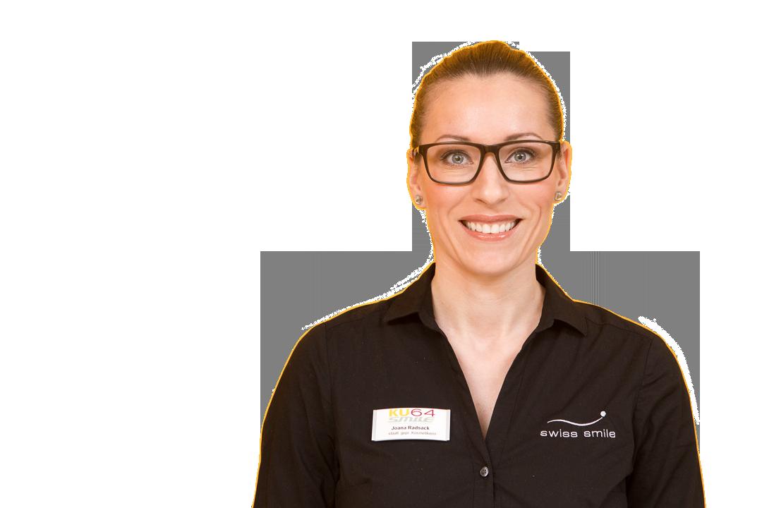 Joana Charlott Radsack staatlich geprüfte Kosmetikerin