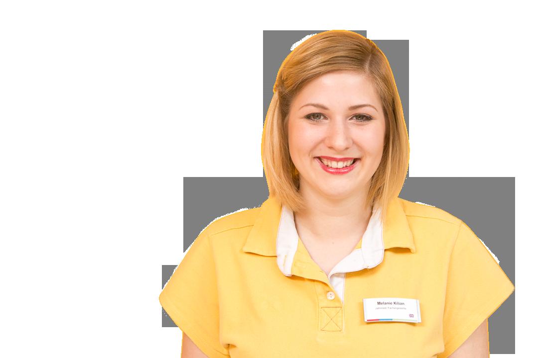 Melanie Kilian Zahnmedizinische Fachangestellte