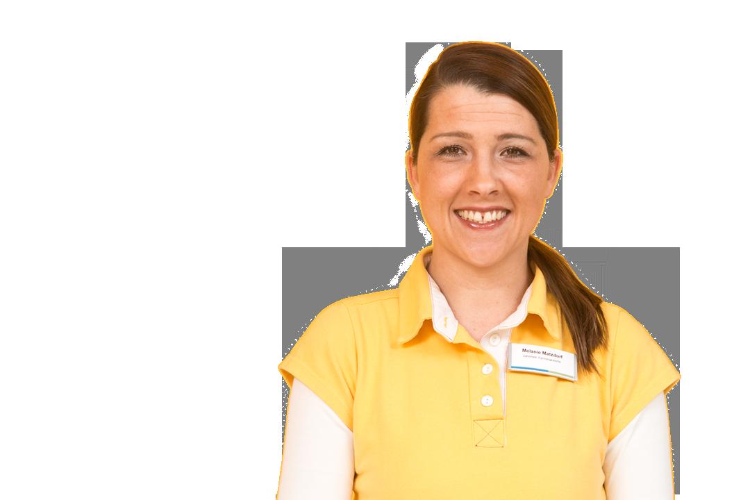 Zahnmedizinische Fachangestellte Melanie Heigwer
