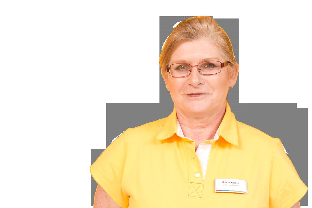 Zahnmedizinische Assistentin Monika Kuckelt