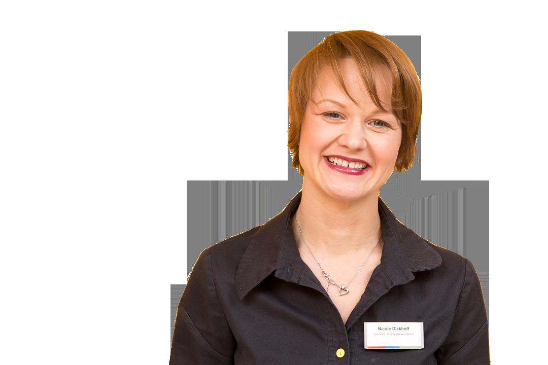 Prophylaxe Nicole Dickhoff