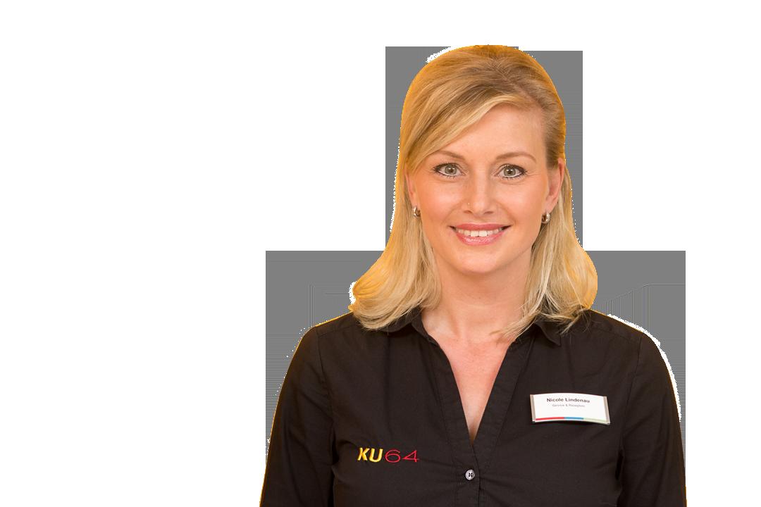 Zahnmedizinische Assistetin Nicole Lindenau
