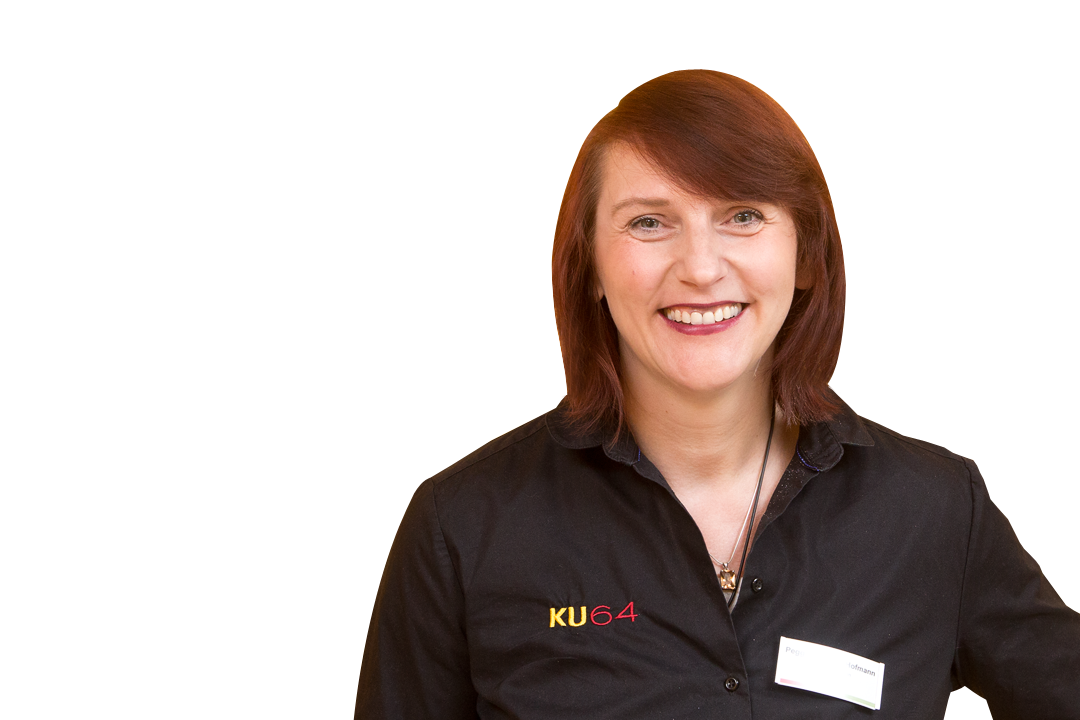 Peggy Bofinger-Hofmann, Dentalhygienikerin