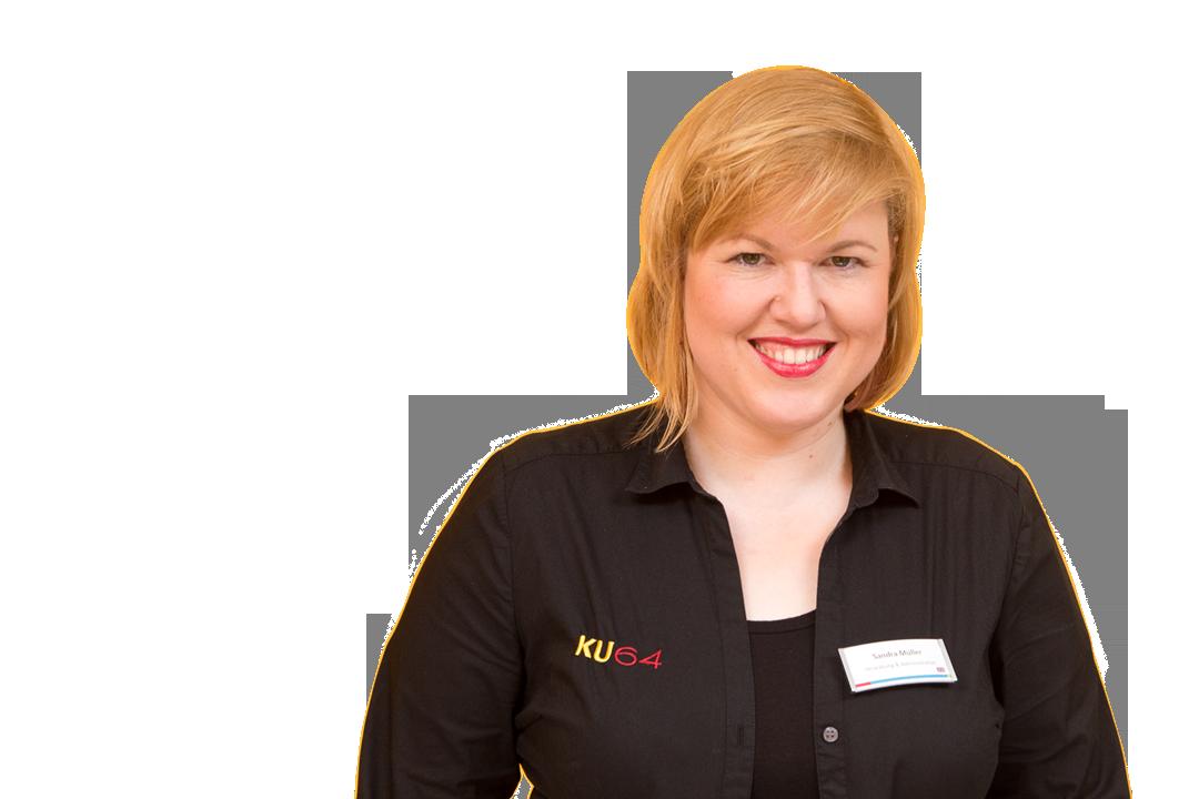 Sandra Müller, zahnmedizinische Verwaltungsassistentin (ZMV)