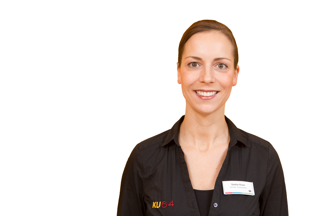 Zahnmedizinische Fachangestellte Saskia Risse