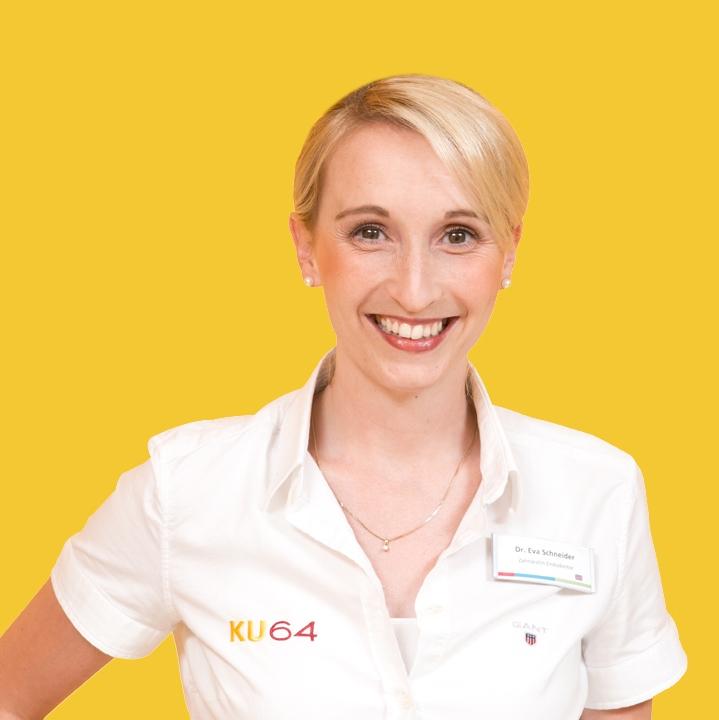 Dr. med. dent. Eva Dommisch, Spezialistin für Endodontologie & zertifiziertes Mitglied der DGET